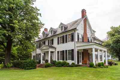 Single Family Home For Sale: 160 Greenwood Farm Rd