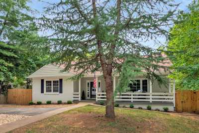 Charlottesville Single Family Home For Sale: 1806 Barracks Rd