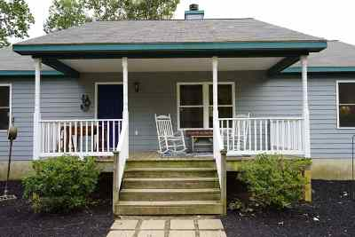 Fluvanna County Single Family Home For Sale: 14604 West River Rd