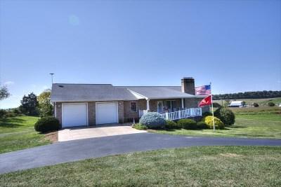 Waynesboro Single Family Home For Sale: 2333 Hermitage Rd
