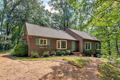 Charlottesville Single Family Home For Sale: 2480 Kimbrough Cir