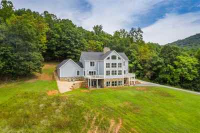 Albemarle County Single Family Home For Sale: 4990 Turkey Sag Rd #B
