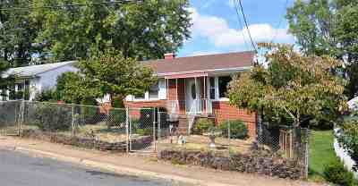 Charlottesville Single Family Home For Sale: 805 Montrose Ave