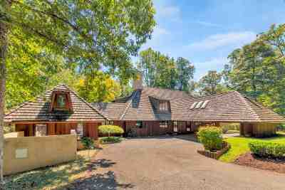 Single Family Home For Sale: 945 Old Garth Rd