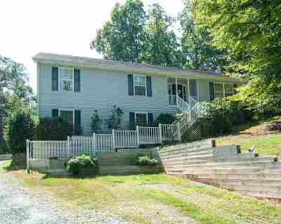 Fluvanna County Single Family Home For Sale: 62 Woodlawn Dr
