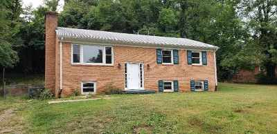 Charlottesville Single Family Home For Sale: 2211 North Berkshire Rd