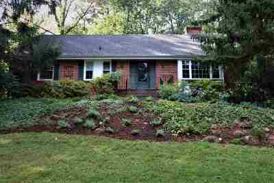Albemarle County Single Family Home Pending: 105 Woodstock Dr