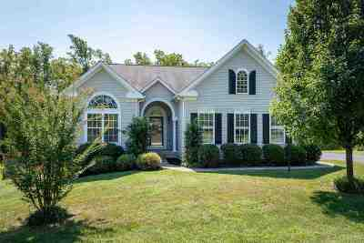 Fluvanna County Single Family Home For Sale: 216 Justin Dr