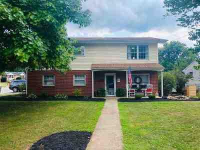 Waynesboro Single Family Home For Sale: 300 14th St