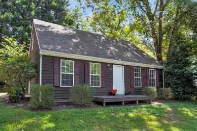 Charlottesville Single Family Home For Sale: 222 Old Lynchburg Rd