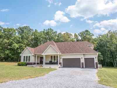 Elkton Single Family Home For Sale: 2141 Loop Rd