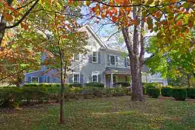 Albemarle County Single Family Home For Sale: 2449 Holkham Dr