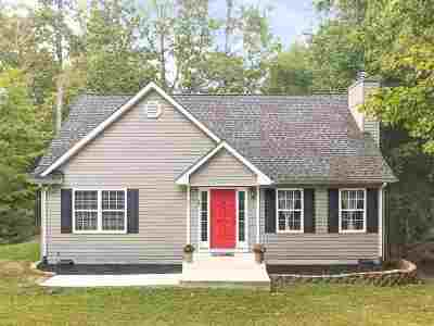 Fluvanna County Single Family Home For Sale: 63 Woodlawn Dr