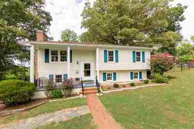 Charlottesville Single Family Home For Sale: 3000 Watts Farm Rd