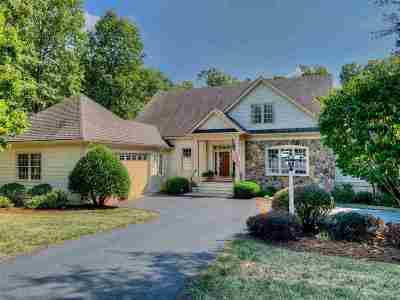 Albemarle County Single Family Home For Sale: 3470 Darby Rd