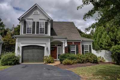 Albemarle County Single Family Home Pending: 1353 Courtyard Dr