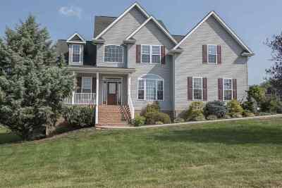 Rockingham County Single Family Home For Sale: 2705 Sunshine Ct