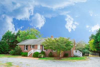 Albemarle County Single Family Home For Sale: 5670 Fieldcrest Dr