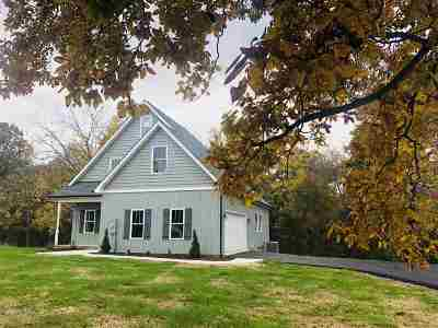 Augusta County Single Family Home For Sale: 1534 New Hope Rd