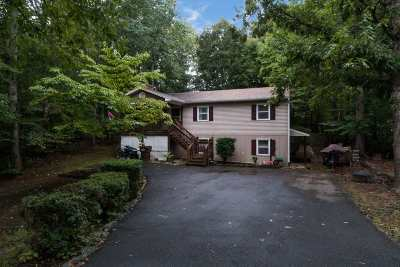 Fluvanna County Single Family Home For Sale: 3 Stonefield Rd