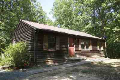 Scottsville VA Single Family Home For Sale: $99,000
