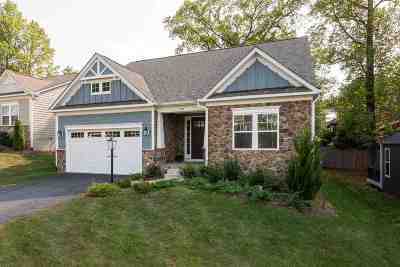 Charlottesville Single Family Home For Sale: 1257 Penfield Ln