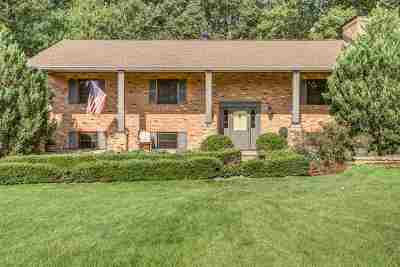 Charlottesville Single Family Home For Sale: 3015 Colonial Dr