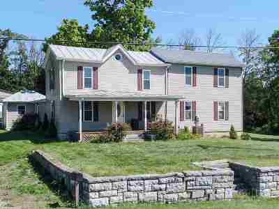 Rockingham County Single Family Home For Sale: 2854 Kratzer Rd