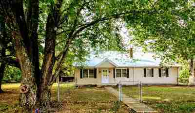 Scottsville VA Single Family Home For Sale: $219,000