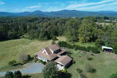 Single Family Home For Sale: 5289 Free Union Rd