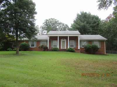 Albemarle County Single Family Home For Sale: 3654 Airport Acres Rd