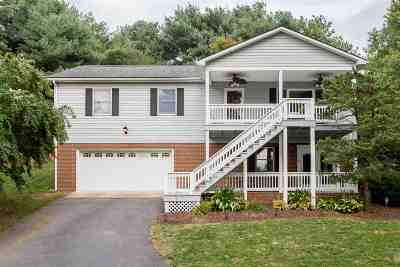 Rockingham County Single Family Home For Sale: 105 Round Hill Dr