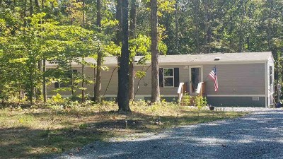Single Family Home For Sale: 804 Bryants Ford Rd