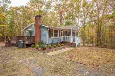 Albemarle County Single Family Home Sold: 3590 Presidents Rd