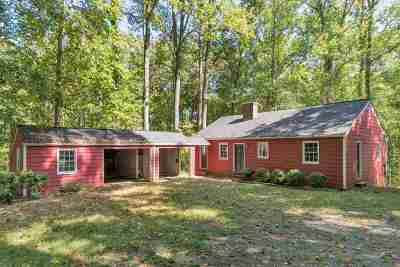Albemarle County Single Family Home Sold: 6143 Green Mountain Rd