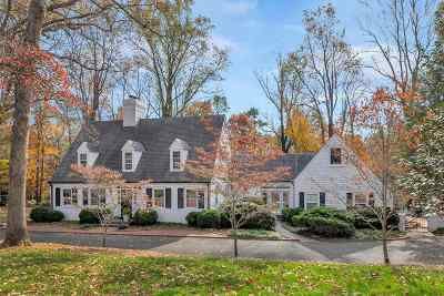 Albemarle County Single Family Home Sold: 201 Devon Rd