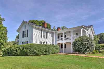 Albemarle County Single Family Home For Sale: 5708 Plank Rd