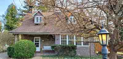 Charlottesville Single Family Home For Sale: 2306 Jefferson Park Ave