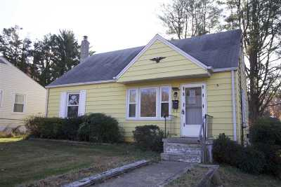 Charlottesville  Single Family Home For Sale: 1610 Center Ave