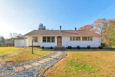 Albemarle County Single Family Home Pending: 985 Holly Rd