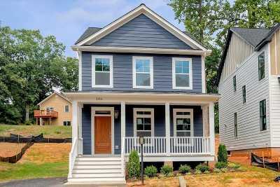 Charlottesville Single Family Home For Sale: 5 Castalia St