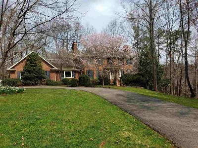 Albemarle County Single Family Home Sold: 2238 Wingfield Rd