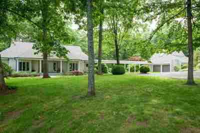 Albemarle County Single Family Home For Sale: Lots 6 & 7 Spring Ln #355 Spri