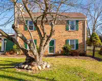 Charlottesville Single Family Home For Sale: 102 Greenbrier Ter