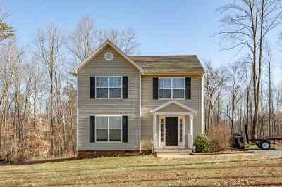 Albemarle County Single Family Home Pending: 7625 Old Green Mountain Rd