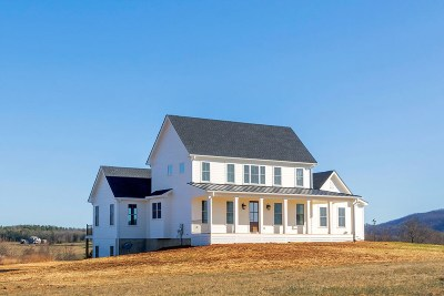 Albemarle County Single Family Home Sold: 4275 Sycamore Creek Dr