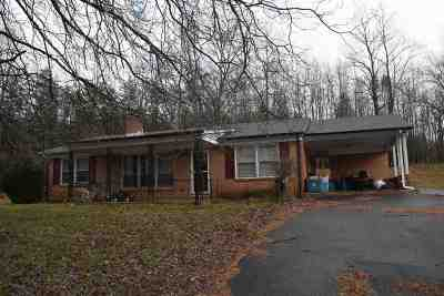 Albemarle County Single Family Home For Sale: 8452 Batesville Rd