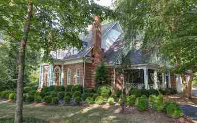 Albemarle County Single Family Home For Sale: 4075 Redwood Ln