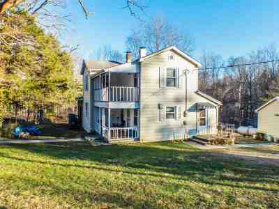 Albemarle County Single Family Home For Sale: 2955 Chesterfield Ln