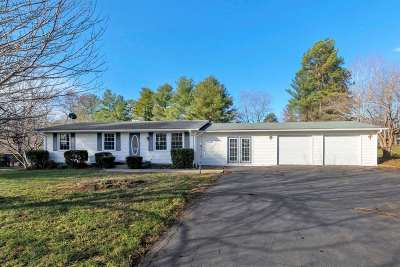 Albemarle County Single Family Home For Sale: 935 Holly Rd